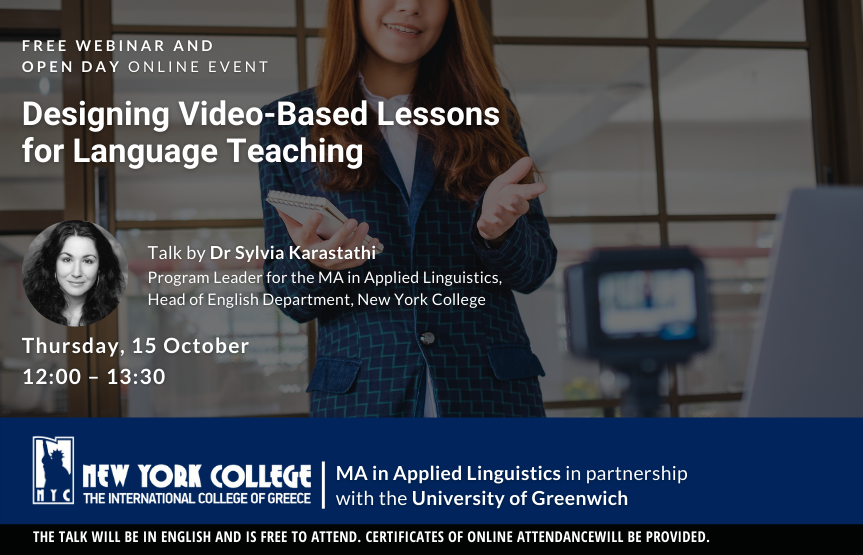 Designing Video-Based Lessons for Language Teaching