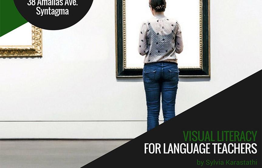 Visual literacy for language teachers by Sylvia Karastathi