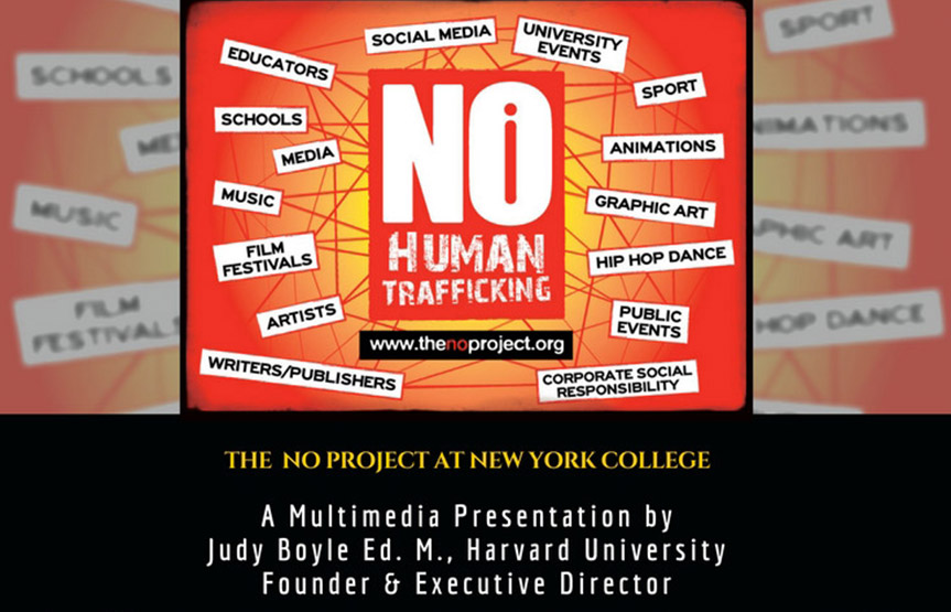 The NO Project at New York College