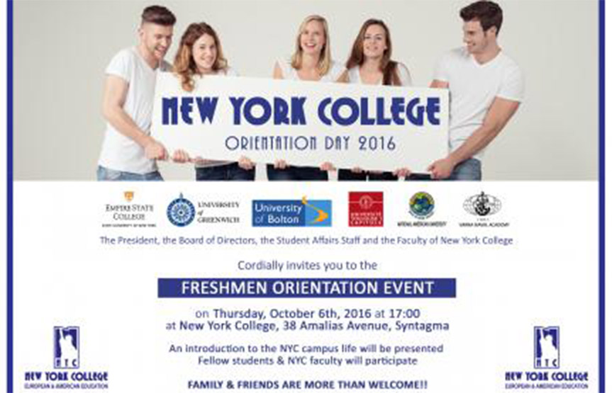 Freshmen Orientation Event