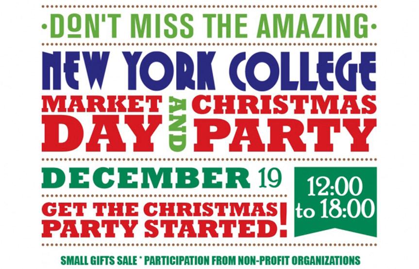 NYC Christmas Bazaar 2013